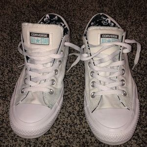 Women's Converse All Star Sneakers White Size 9